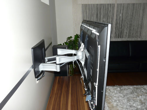 televizyon montaji